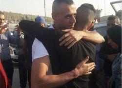 الافراج عن زياد منصوري بعد 13 عاما في سجون الاحتلال