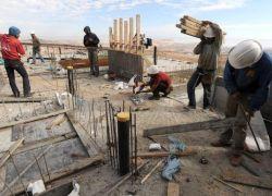 """""""إسرائيل"""" تهدد بمنع 100 الف فلسطيني من العمل في اسرائيل"""