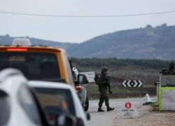 الاحتلال يواصل إجراءاته العسكرية في نابلس