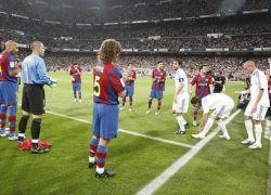 رسمياً ..برشلونة لن يؤدي الاحترام للاعبي ريال مدريد
