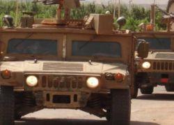 إصابة 7 من جنود جيش الاحتلال بانفجار لغم بدورية عسكرية