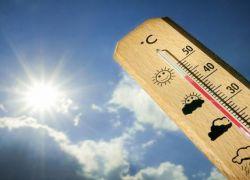 الأرصاد: الحرارة ارتفعت عن معدلها العام في 2017