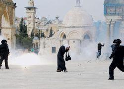 كيري: لا حاجة لتواجد دولي في المسجد الاقصى