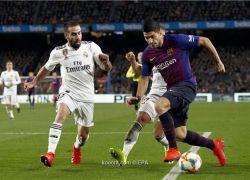 ريال مدريد يجبر برشلونة على التعادل ذهابا ويؤجل الحسم للإياب