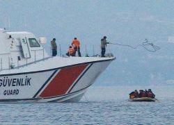 خفر السواحل ينقذ 26 مهاجرا فلسطينيا وسوريا