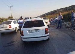 الشرطة في جنين توجه ضربة قاسية للسيارات الخاصة التي تنقل مقابل اجر مالي