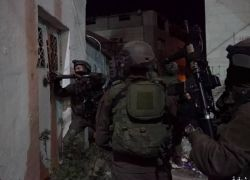 اعتقال 8 مواطنين من بينهم فتاة في الضفة الغربية
