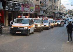 غزة: حالة وفاة و173 إصابة جديدة
