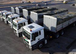 الأردن تقدم قافلة مساعدات جديدة للقطاع