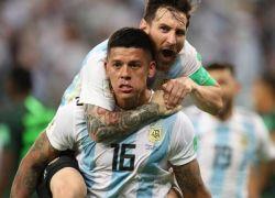 الارجنتين تتأهل بعد فوز صعب على نيجيريا وتنتقل الى الدوري الثاني