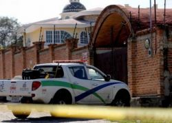 انتشال خمسين جثة على الأقل من مقبرة جماعية في المكسيك