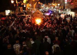 إيقاد شعلة الانطلاقة الـ 56 للثورة الفلسطينية في طولكرم