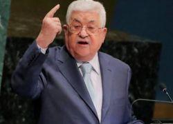 عضو بالكونغرس يطالب بفرض عقوبات على الرئيس عباس