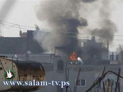 نشر دبابات في مدينة دير الزور بشرق سوريا