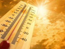 موجة حارة قوية متوقعة نهاية الأسبوع يسبقها هبوط ملحوظ على الحرارة