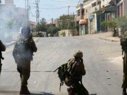 إصابة شاب خلال مواجهات مع الاحتلال شمال طولكرم