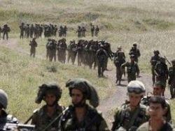 تدريب عسكري واسع داخل إسرائيل استعداداً للحرب