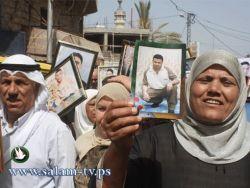 حركة فتح في طولكرم تنظم مهرجان حاشد بمناسبة يوم الأسير وذكرى أبو جهاد