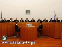 القضاء الإسرائيلي يتعمد إقصاء القضاة العرب