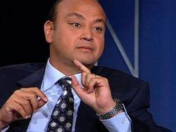 """تعرض الاعلامي المصري """" عمرو أديب """" لجلطة"""