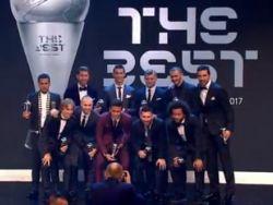 فيفا يعلن القائمة النهائية لجائزة أفضل لاعب في العالم