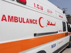 مصرع طفلة في حادث سير غرب غزة