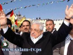 الرئيس أبو مازن:سنذهب الى القمة وليس من حق مشعل الحضور