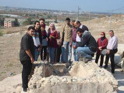 """""""خضوري"""" و""""السياحة والآثار"""" تنظمان أنشطة تطوعية في محافظة طولكرم"""