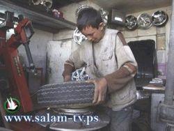 علوش يدعو لمواجهة عمالة الاطفال وتقديم الدعم اللازم لقطاع العمال