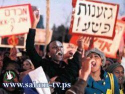 ارتفاع معدلات الجريمة في وسط الأثيوبيين بإسرائيل