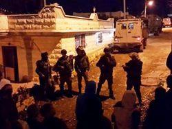 الاحتلال يعتقل خمسة مواطنين من طولكرم