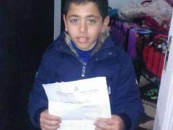 الاحتلال يستدعي طفلا يبلغ من العمر 9 أعوام للتحقيق