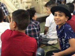 بالصور والفيديو : صلاة وخطبة عيد الفطر السعيد من المسجد الجديد بطولكرم