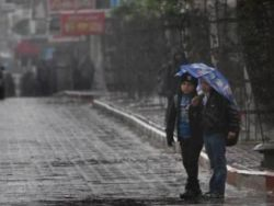 منخفضان جديدان وأمطار قوية