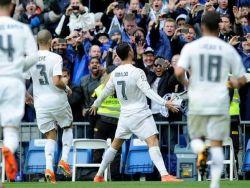 جماهير ريال مدريد تنسى رونالدو في 17 ثانية فقط!