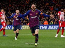 برشلونة يقتل أحلام أتلتيكو مدريد ويلامس لقب الليجا
