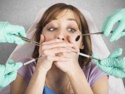 دراسة تكشف اضرار الخوف من طبيب الأسنان