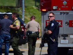 قتلى بينهم زوجة المهاجم في اطلاق نار بولاية كاليفورنيا