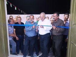 بلدية طولكرم ولجنة ضاحية العزب يفتتحان قاعة ضاحية العزب المجتمعية