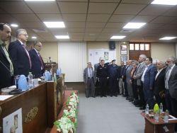 طولكرم: حفل لتأبين عميد النقاد الفلسطينيين صبحي شحروري .. فيديو