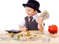 كلما زادت السعادة في الطفولة زاد الثراء في الكبر