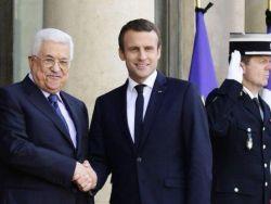 الرئيس عقب لقائه نظيره الفرنسي: لم نرفض المفاوضات مرة واحدة واتحدى ولكن الجانب الاسرائيلي هو ...