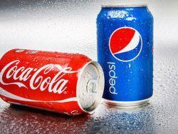 ما الفارق بين طعم البيبسي والكوكا كولا؟
