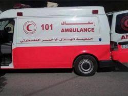 مصرع طفل جراء انقلاب مركبة في رام الله
