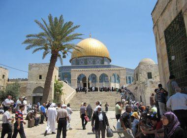 الاحتلال يفرض قيودا مشددة على دخول المصلين للاقصى الجمعة