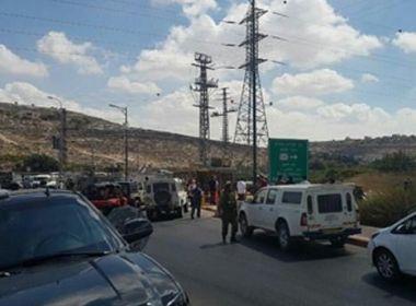 القناة الثانية: اعتقال شاب حاول طعن قائد الجيش بالخليل