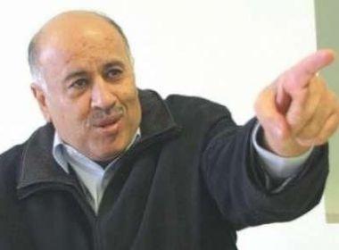 """جبريل الرجوب يرفض إدانة محاولة اغتيال """"غليك"""""""