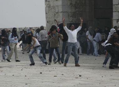 الاحتلال يعلن اعتقال مجموعة من الشبان في القدس