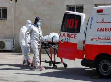 الصحة: 293 إصابة جديدة بفيروس كوورونا في فلسطين