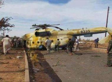 مقتل 6 جنود مصريين في تحطم طائرة عسكرية وضابطين بهجوم مسلح